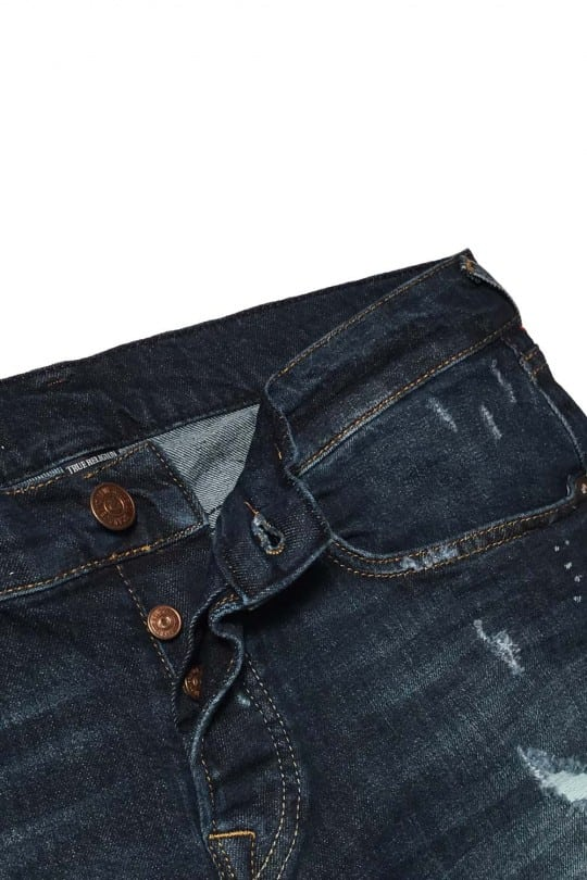 DENIM TRUE RELIGION ROCCO ΜΠΛΕ