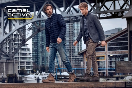 AW17, The Vancouver Way of Life by Camel Active