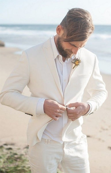 beach wedding outfit 2